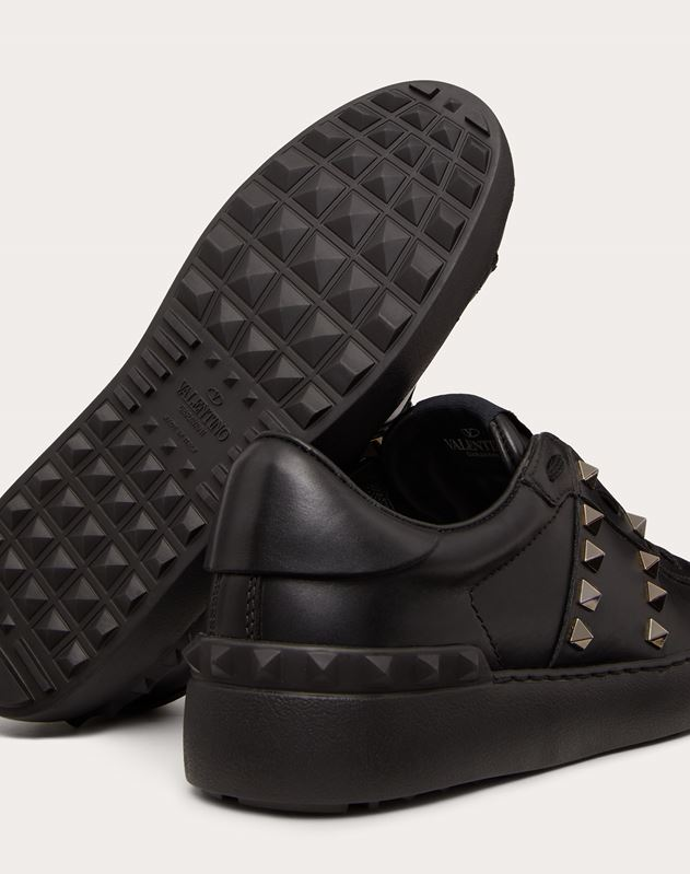 Кроссовки Rockstud Untitled Noir