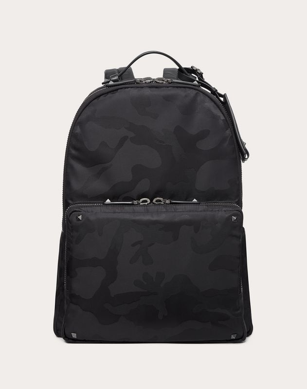 a41aab606621 Camouflage Nylon Backpack for Man