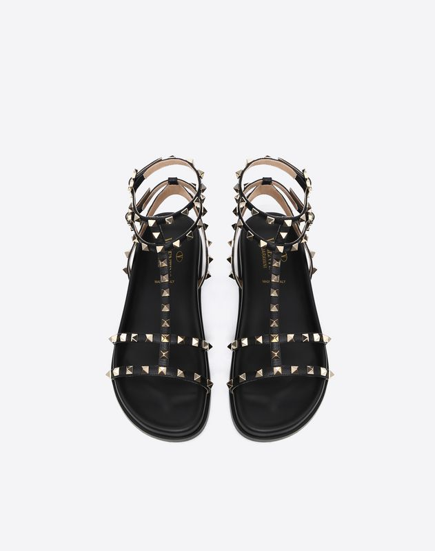 Rockstud Low Sandal