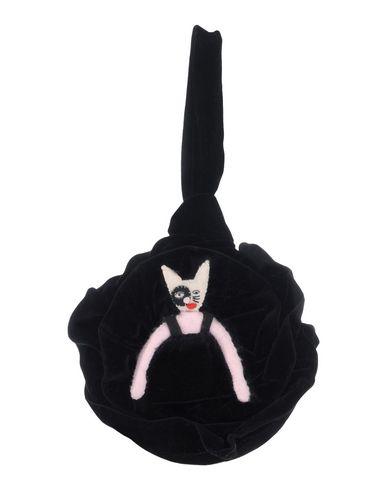 Купить Сумку на руку от OLYMPIA LE-TAN черного цвета