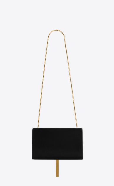 SAINT LAURENT MONOGRAM KATE WITH TASSEL Woman kate medium with tassel in velvet b_V4