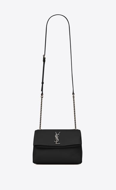 SAINT LAURENT West Hollywood D Small WEST HOLLYWOOD Bag in Black Grain de Poudre Textured Leather v4