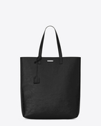 SAINT LAURENT ID bags U BOLD Tote Bag in Black Patent Leather f