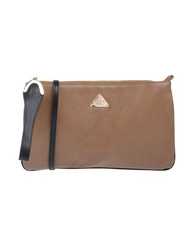 BLUGIRL BLUMARINE レディース ハンドバッグ ブラウン 紡績繊維