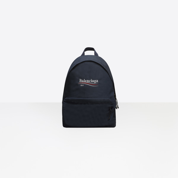 Explorer Backpack Balenciaga 2017