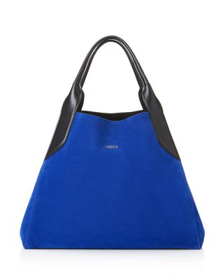 "LANVIN MEDIUM ""CABAS"" BAG Tote D f"