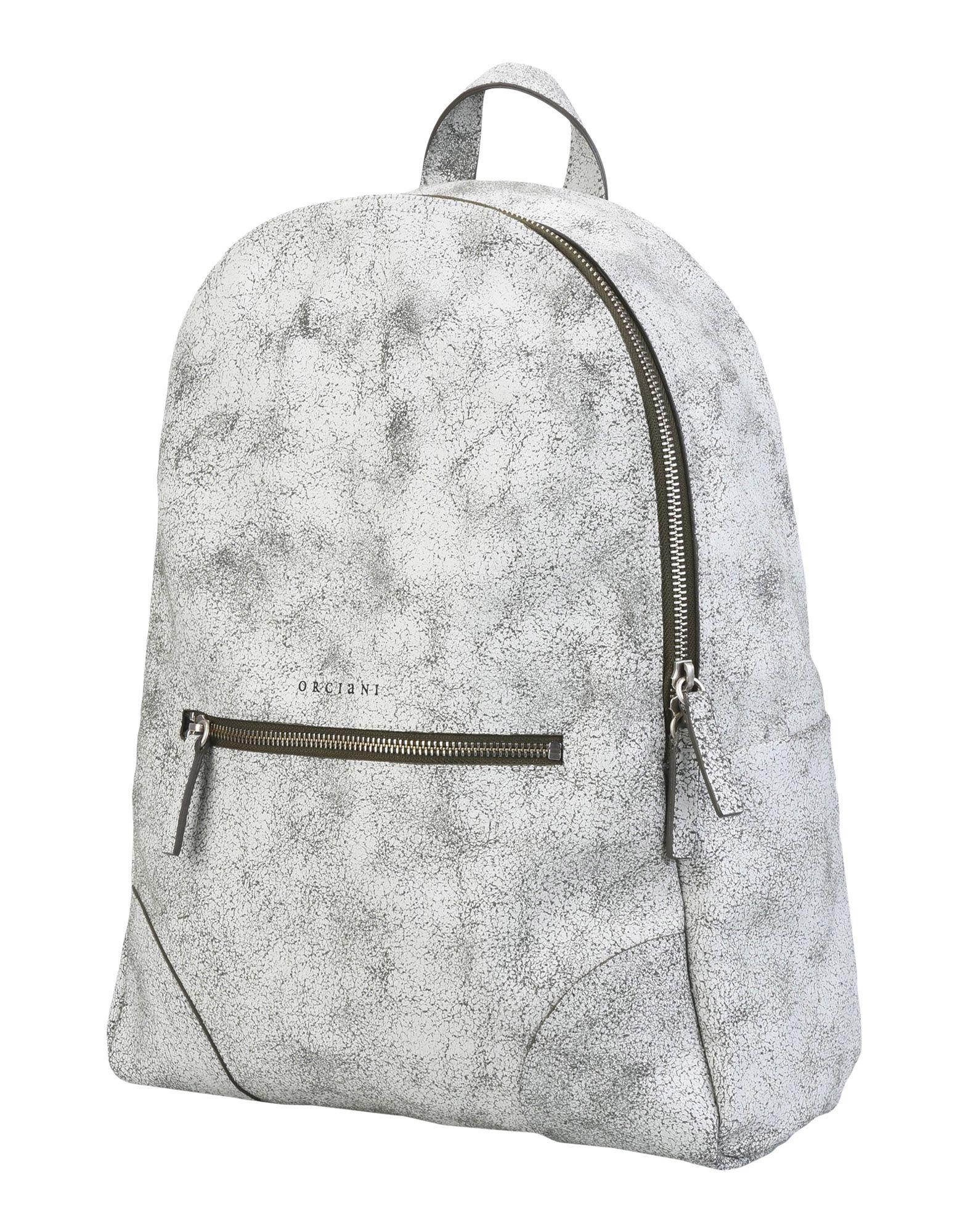 ORCIANI Рюкзаки и сумки на пояс orciani деловые сумки