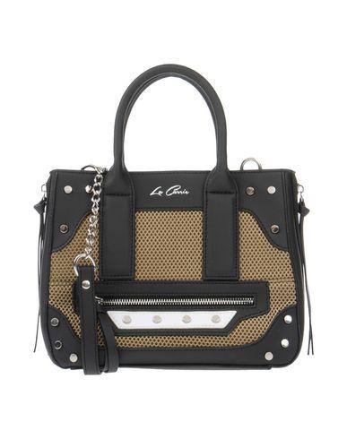 LA CARRIE BAG レディース ハンドバッグ カーキ 紡績繊維