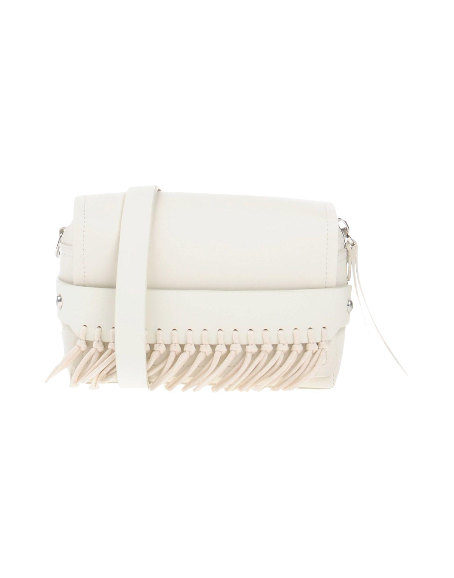 3.1 PHILLIP LIM Damen Handtaschen Farbe Weiß Größe 1