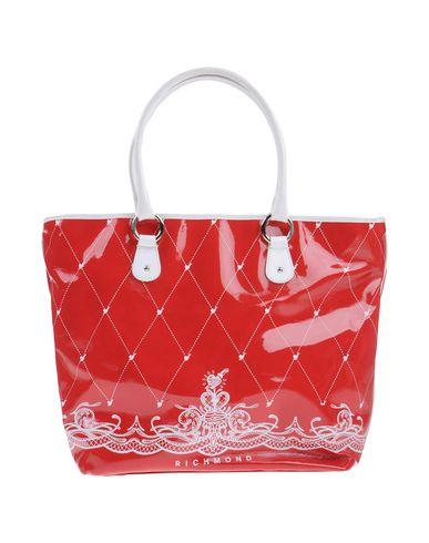 RICHMOND レディース ハンドバッグ レッド 紡績繊維