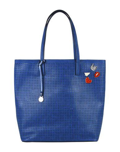 NALI レディース ハンドバッグ ブルー ポリウレタン 100%