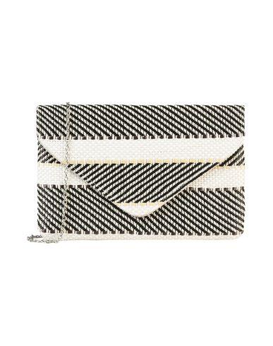 NALI レディース ハンドバッグ ブラック 紡績繊維