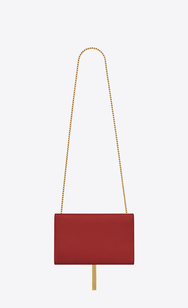SAINT LAURENT MONOGRAM KATE WITH TASSEL Woman kate medium with tassel in smooth leather b_V4