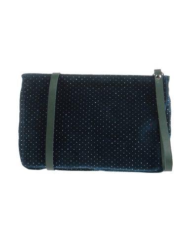 VIRREINA レディース ハンドバッグ ディープジェード 紡績繊維