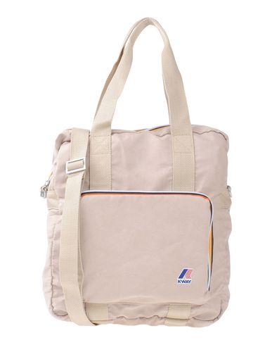 K-WAY レディース ハンドバッグ サンド ポリウレタン 100%
