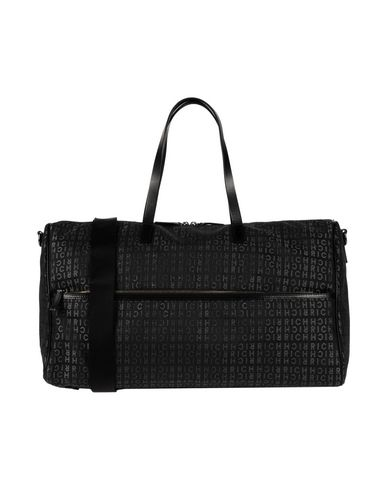 RICHMOND レディース 旅行バッグ ブラック 革 / 紡績繊維