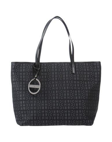 RICHMOND レディース ハンドバッグ ブラック 紡績繊維 / 革