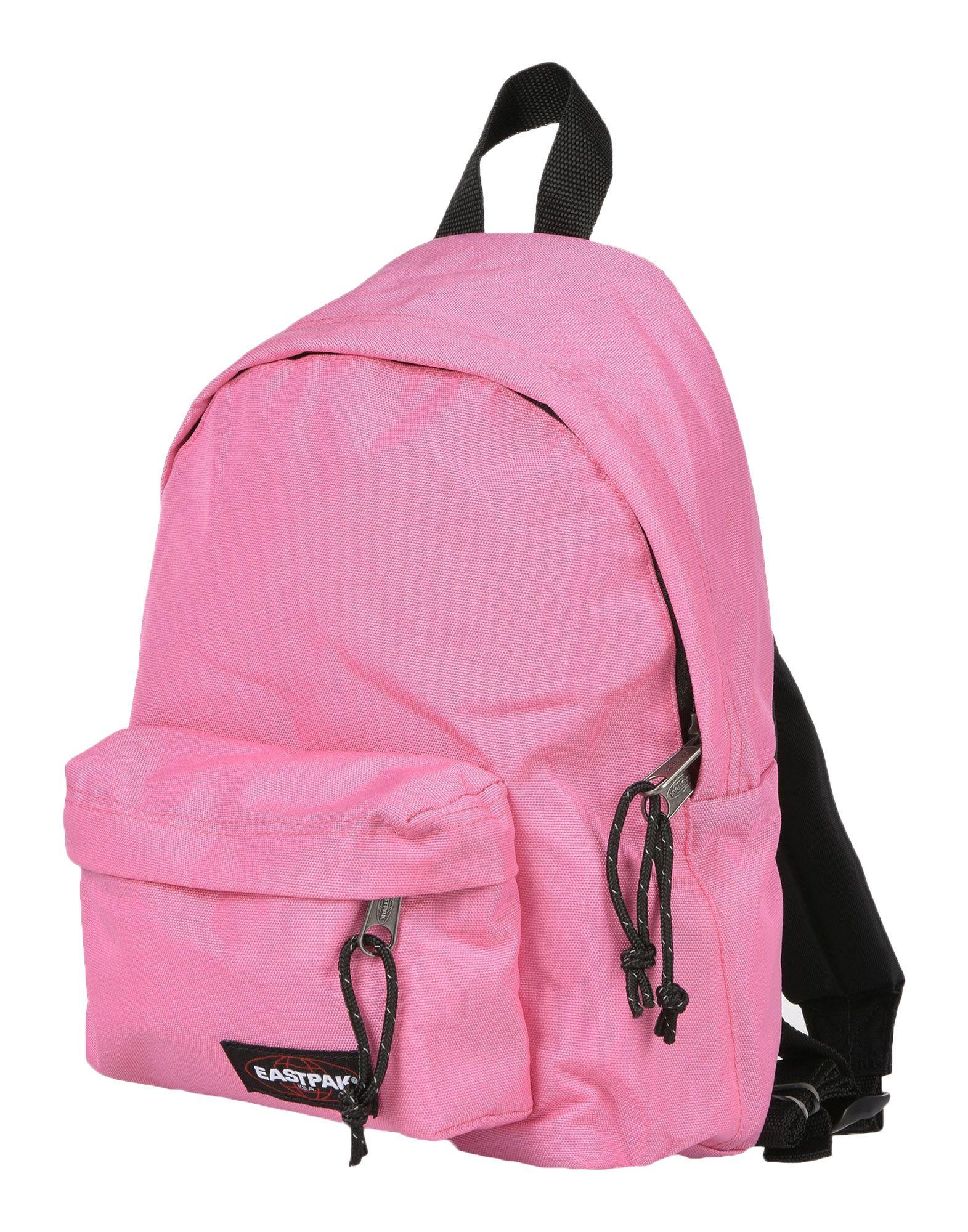 《送料無料》EASTPAK Unisex バックパック&ヒップバッグ ピンク 紡績繊維 ORBIT