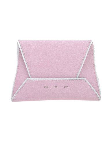 VBH レディース ハンドバッグ ピンク 紡績繊維