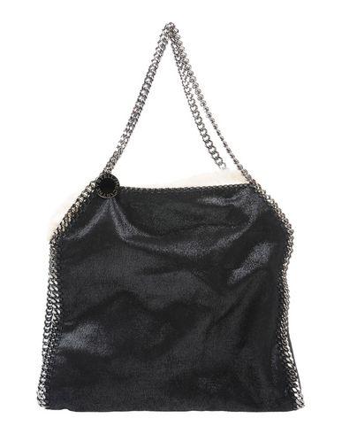 STELLA McCARTNEY レディース ハンドバッグ ブラック 紡績繊維