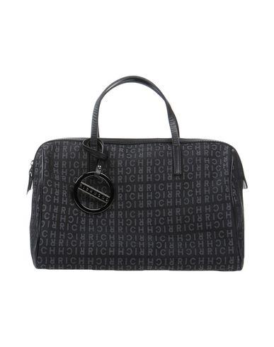 RICHMOND レディース ハンドバッグ ブラック 革 / 紡績繊維