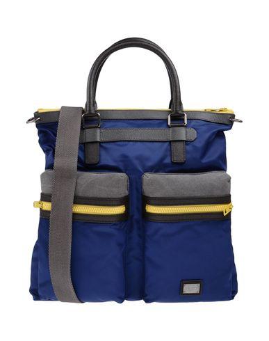 DOLCE & GABBANA レディース ハンドバッグ ブルー 紡績繊維