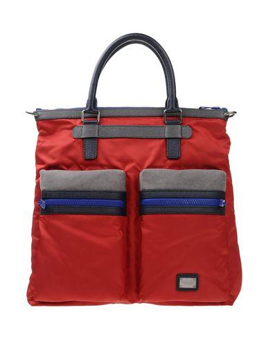 DOLCE & GABBANA レディース ハンドバッグ レッド 紡績繊維