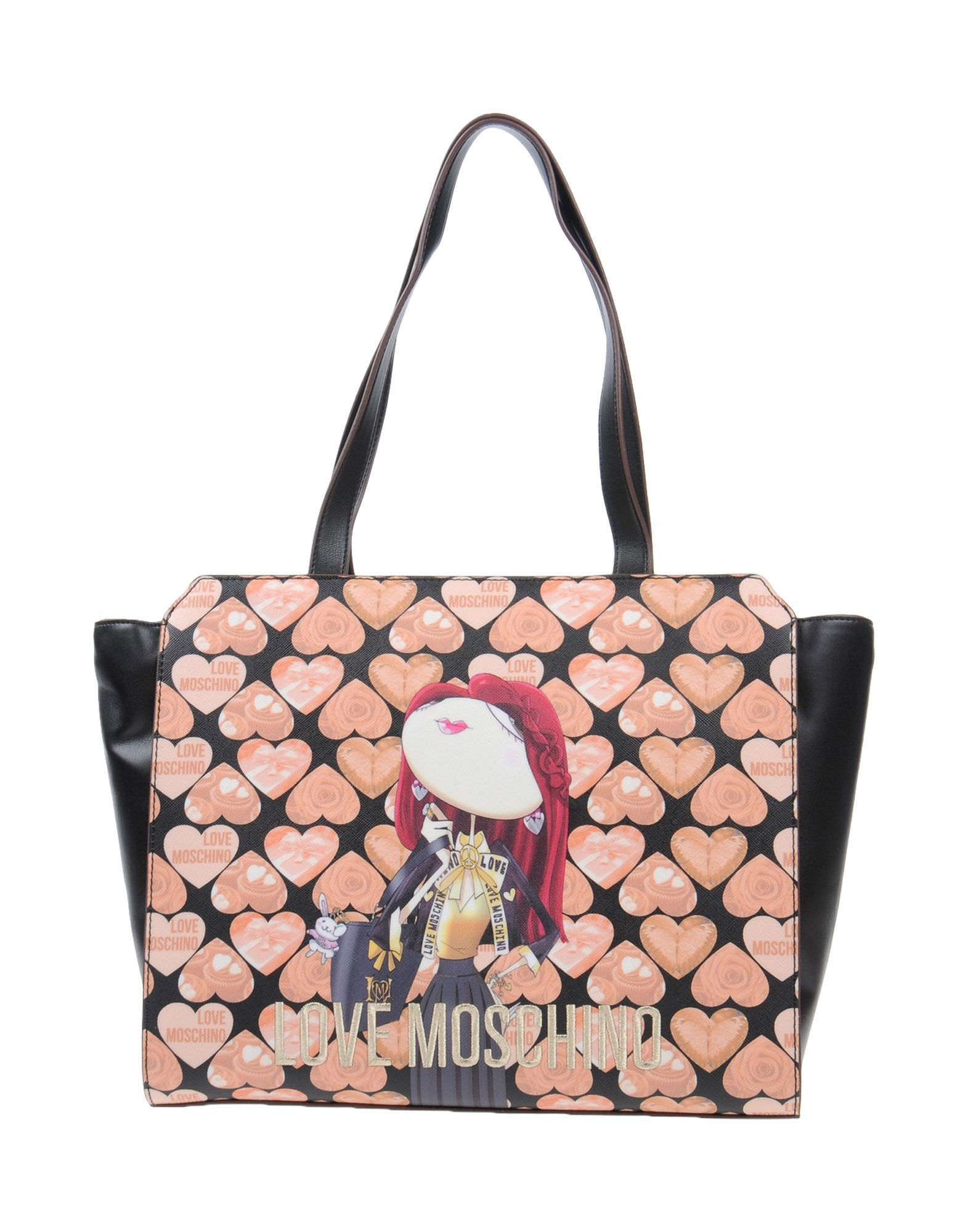 LOVE MOSCHINO Сумка на руку сувенир сумка текстильная from spb with love 106 2 04 05eng