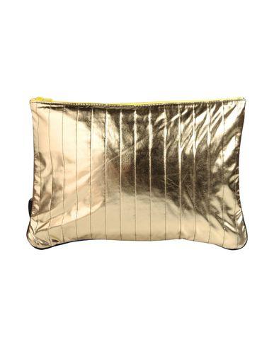 LEITMOTIV レディース ハンドバッグ ゴールド 紡績繊維