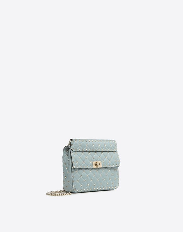 140701ac9dc Medium Rockstud Spike Bag for Woman | Valentino Online Boutique