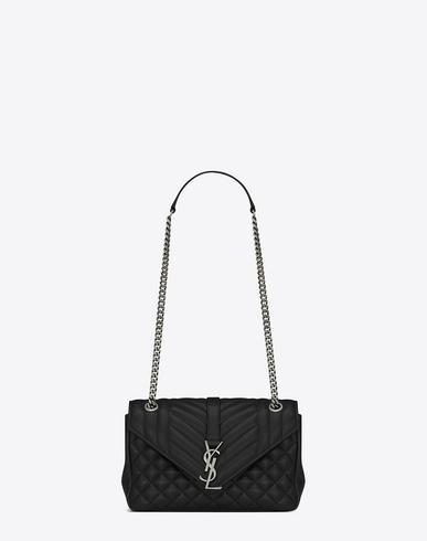 Saint Laurent Medium Black Monogram shoulder bag Footlocker Cheap Price Discount Original Clearance Outlet Discount Fast Delivery Buy Cheap Discount 9fPdVBPR4t