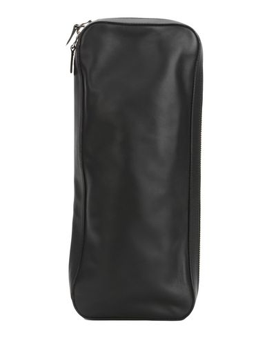 MARNI レディース バックパック&ヒップバッグ ブラック 革
