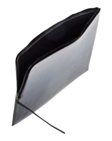 RICK OWENS レディース ハンドバッグ 鉛色 革