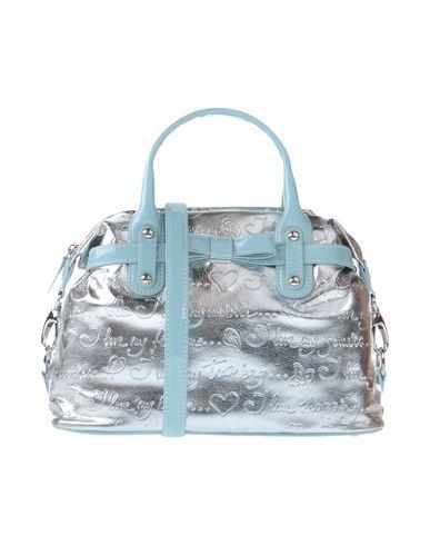 TUA BY BRACCIALINI レディース ハンドバッグ シルバー 紡績繊維