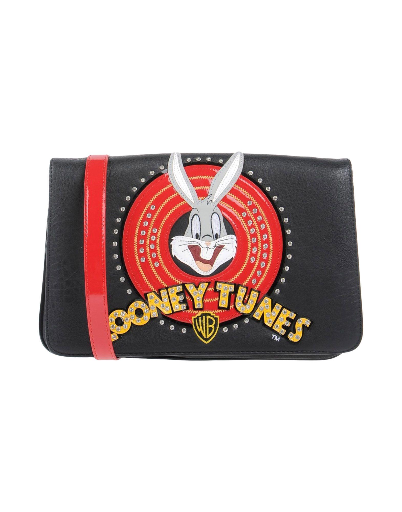 LOONEY TUNES for BRACCIALINI Сумка на руку толстовка для девочки baby looney tunes сиреневая с рисунком