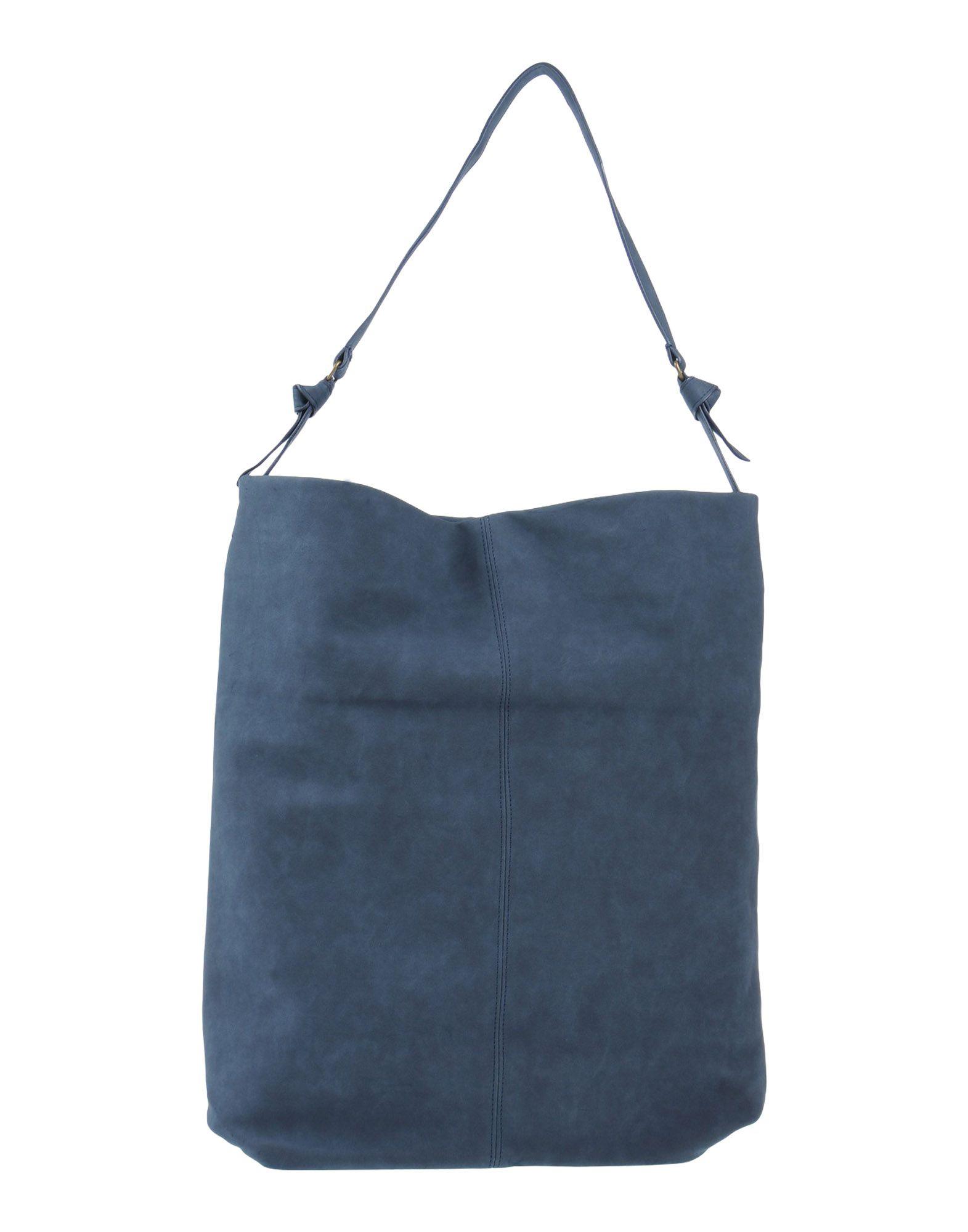 BARTS Damen Schultertasche Farbe Taubenblau Größe 1