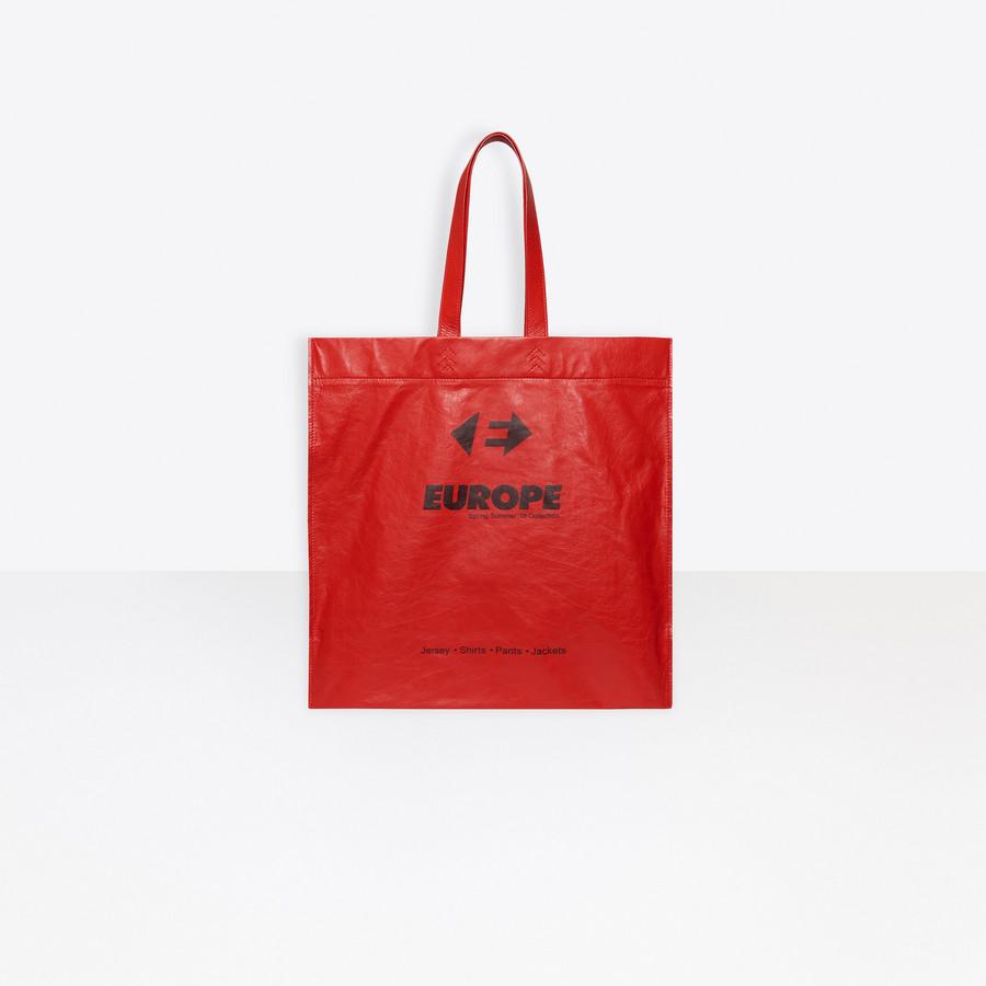 BALENCIAGA Supermarket Shopper L Supermarket Bags U f