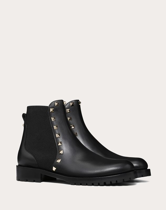 Rockstud ankle boot 20 mm