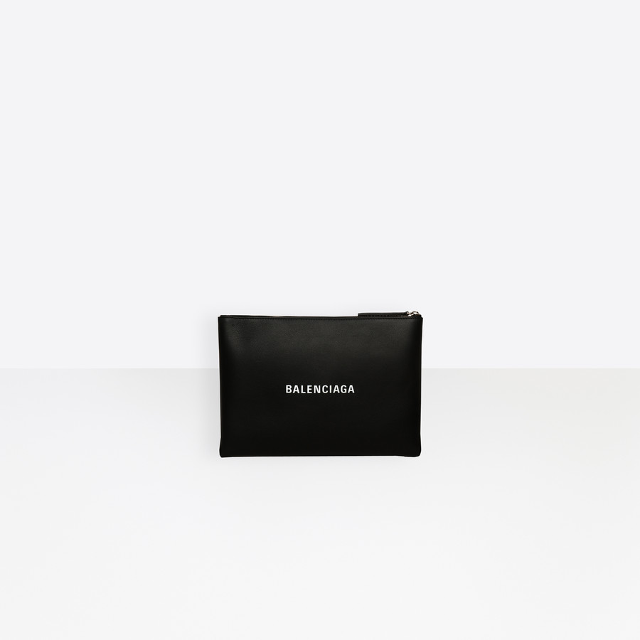 BALENCIAGA Everyday Clip M Shopping bags Man f
