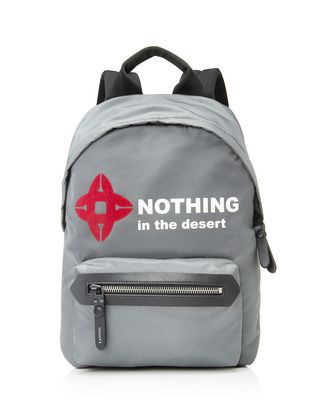 """NOTHING"" BACKPACK"