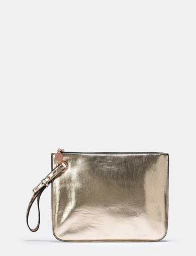 LARGE METALLIC RIVET DETAIL WRISTLET