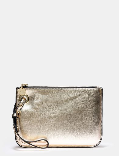 MEDIUM METALLIC RIVET DETAIL WRISTLET