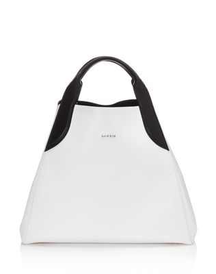 "LANVIN Tote D SMALL ""CABAS"" BAG F"