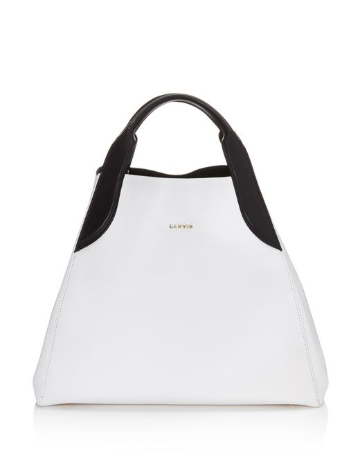 "SMALL ""CABAS"" BAG - Lanvin"