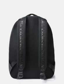 ARMANI EXCHANGE DRAWCORD MESH BACKPACK Backpack Man d