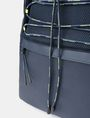 ARMANI EXCHANGE DRAWCORD MESH BACKPACK Backpack Man a