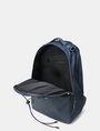ARMANI EXCHANGE DRAWCORD MESH BACKPACK Backpack Man e