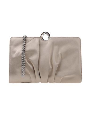 RODO レディース ハンドバッグ ベージュ 紡績繊維