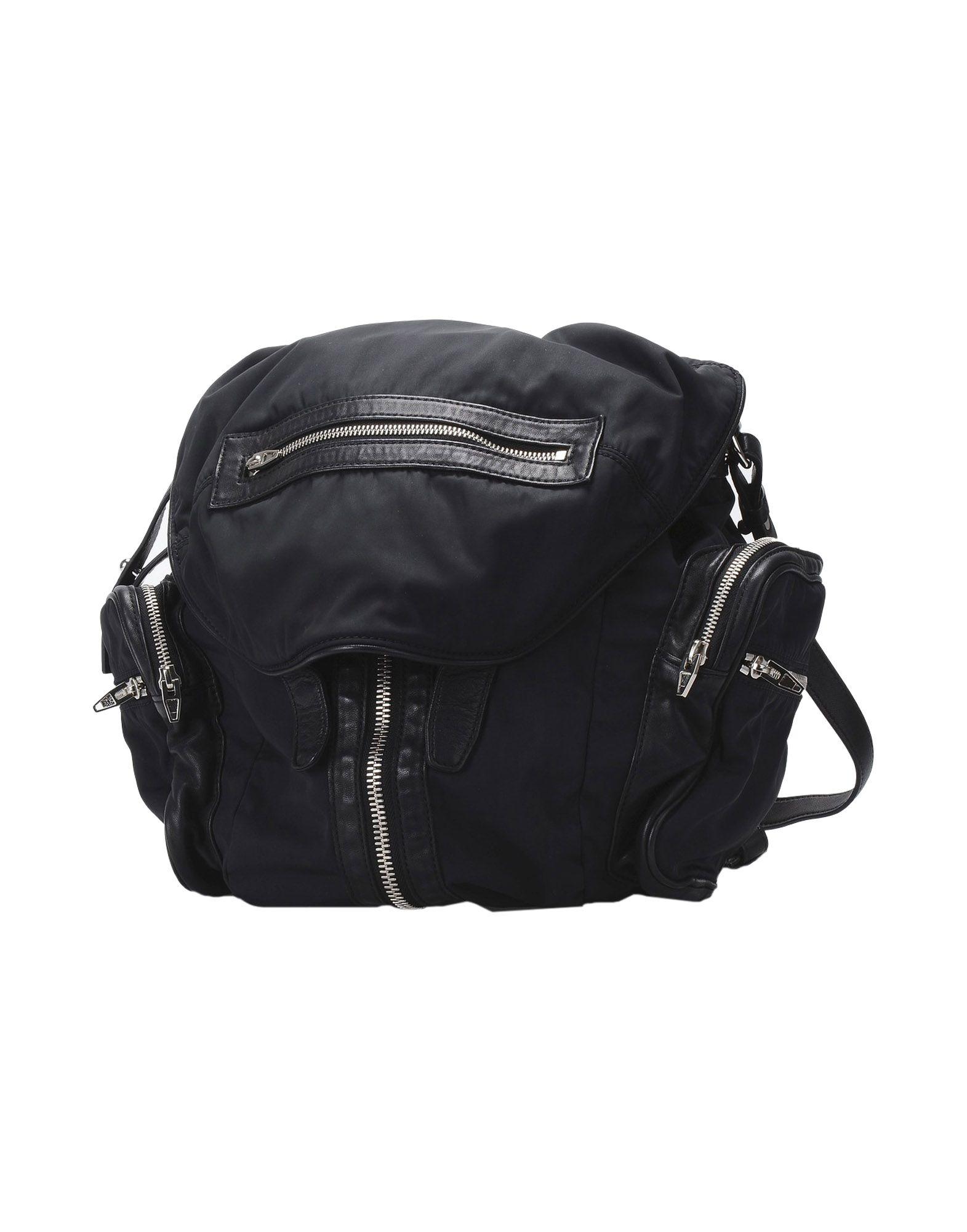 ALEXANDER WANG Рюкзаки и сумки на пояс