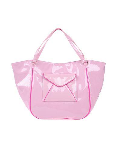SONIA RYKIEL レディース ハンドバッグ ピンク 紡績繊維